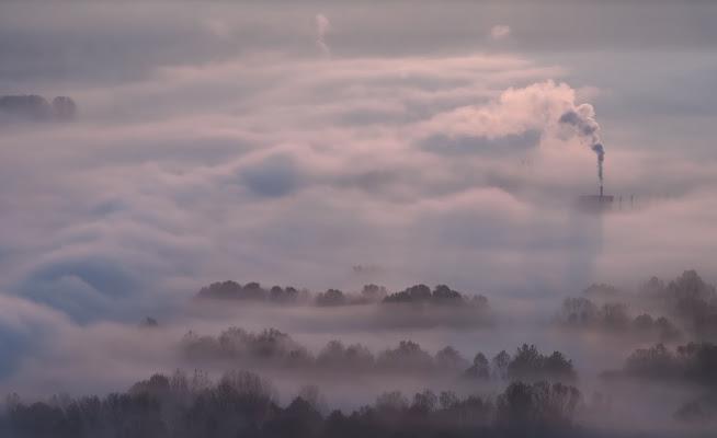 Il mare di nebbia di Andrea-nophs