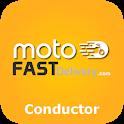 Moto Fast Delivery - Conductor icon