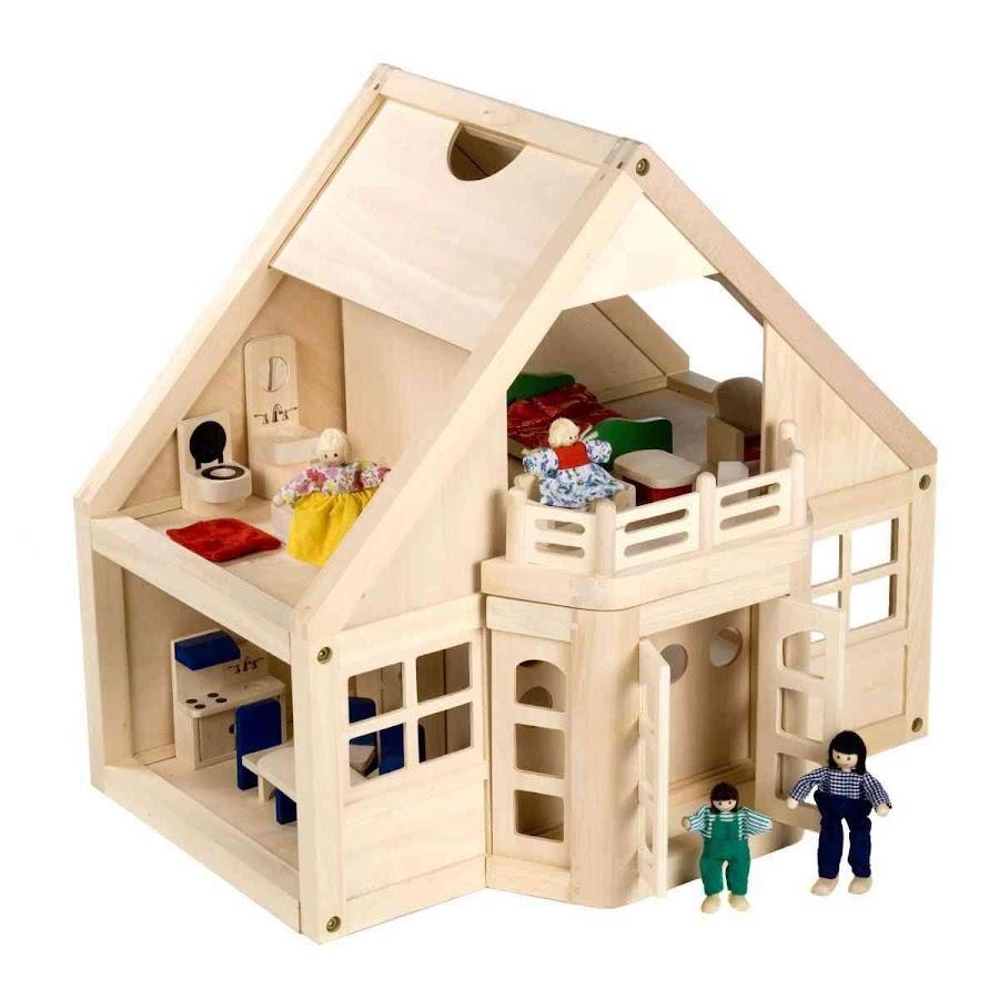 Building A Dollhouse Plans