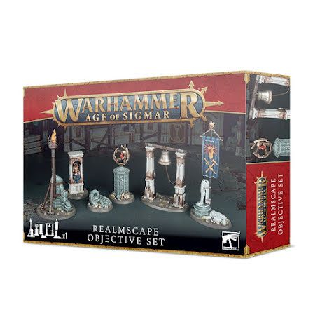 AGE OF SIGMAR 3: REALMSCAPE OBJECTIVE SET