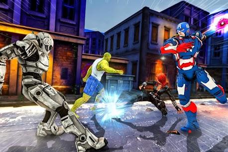 Superhero Avenger Strike Force 2