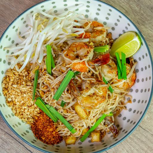 [Keto] Pad Thai-Shrimp