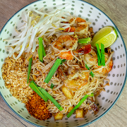 [Keto] Pad Thai-Shrimp