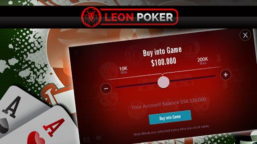 Leon Poker  screenshots EasyGameCheats.pro 3