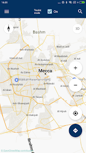 Mecca Map offline Apps on Google Play