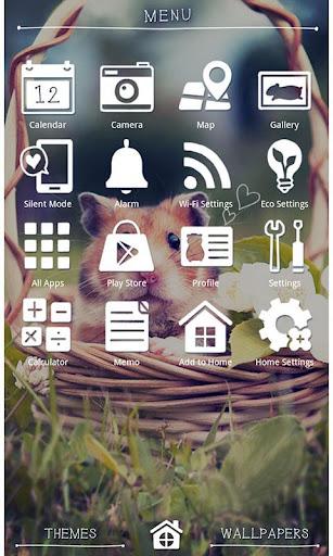 Cute Theme-Hamster Cuteness- 1.0.0 Windows u7528 2