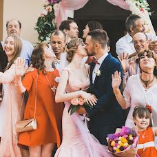 Wedding photographer Galina Ovchinnikova (DeGa). Photo of 24.01.2017
