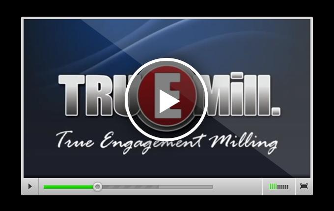 Технология TRUEMill предусматривает полностью новую стратегию расчета траектории движения инструмента, использующая последние достижения в области инструментальных средств, оборудования и методов обработки.