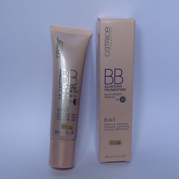BB Allround Foundation на Catrice