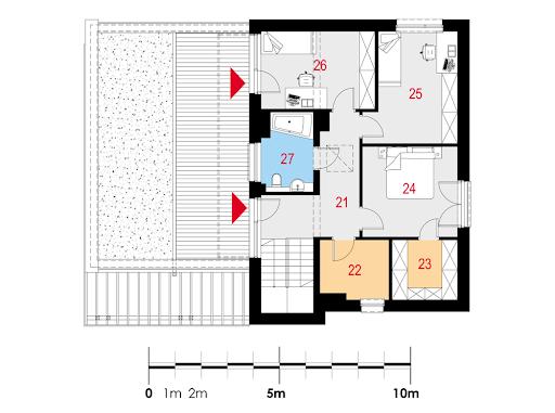 Novellus I PG2 - Rzut piętra