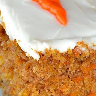 Isaac's Carrot Cake