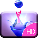 Abstraction Belle Live Wallpap icon