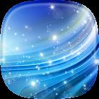青のライブ壁紙 icon