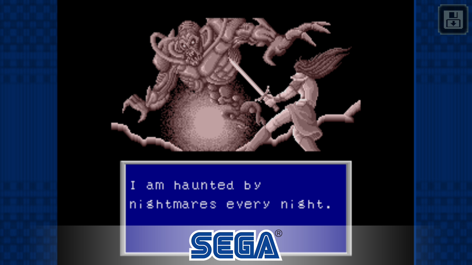 Phantasy Star II Classic- screenshot
