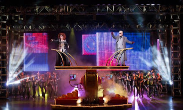 "Photo: WE WILL ROCK YOU Februar 2015 in der Wiener Stadthalle. Copyright: Kater Florian. Mehr Fotos im Album ""Musical IV"