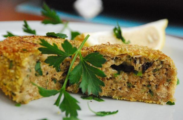 Fried Salmon Cakes Recipe