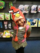 Photo: my little angry bird :-)