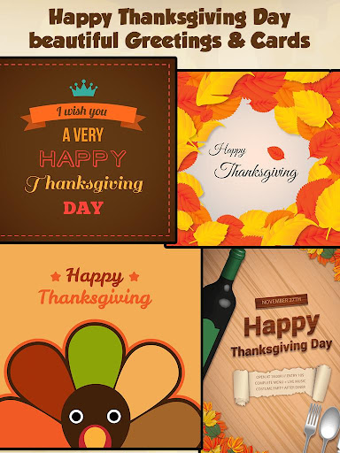 Thanksgiving Cards Greetings