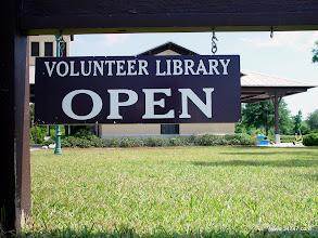 Photo: Old Library, Lakeside Park, Celebration, FL