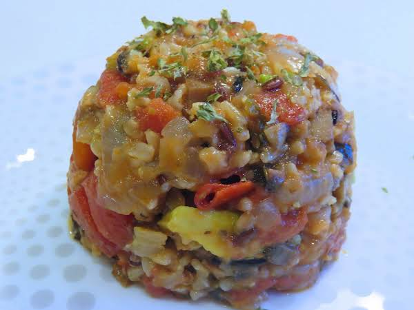 Creole Rice Pilaf Recipe