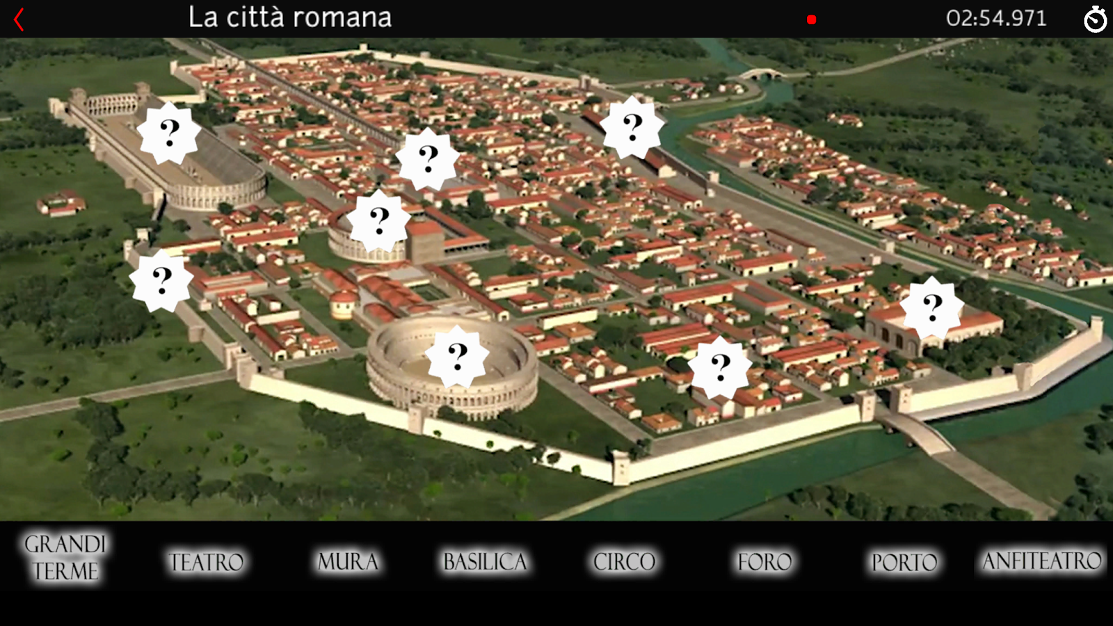 I Leoni del Tempo- screenshot