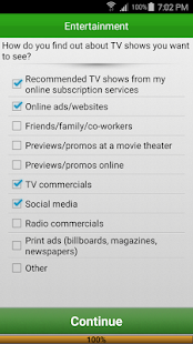 Surveys On The Go®- screenshot thumbnail