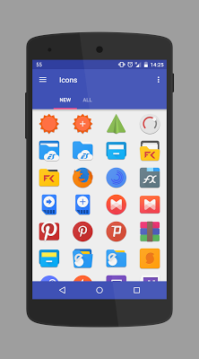 Carton - Material Icon Pack- screenshot