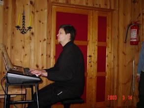 Photo: Skihytta, Foldfjorden, den 14. mars 2003