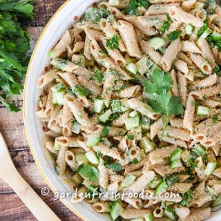 Sesame Pasta Salad Recipe