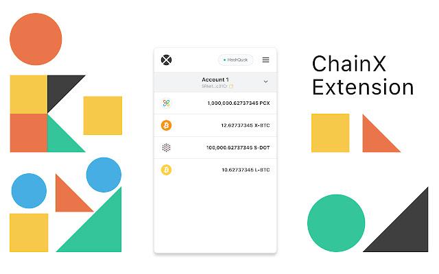 ChainX extension