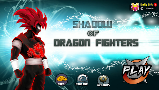 Shadow of Dragon Fighters - náhled