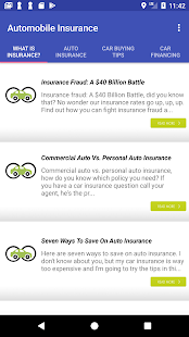 Automobile Insurance News - Auto Buying Tips - náhled