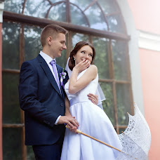 Wedding photographer Natalya Tikhonova (martiya). Photo of 20.11.2016