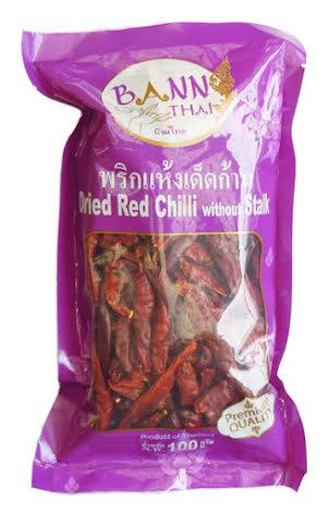 Dried Chili S Bannthai