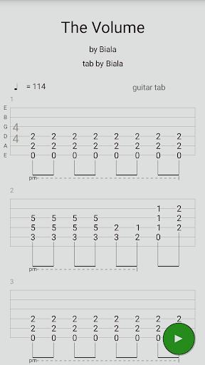 Guitar Tabs X 4.08 screenshots 9