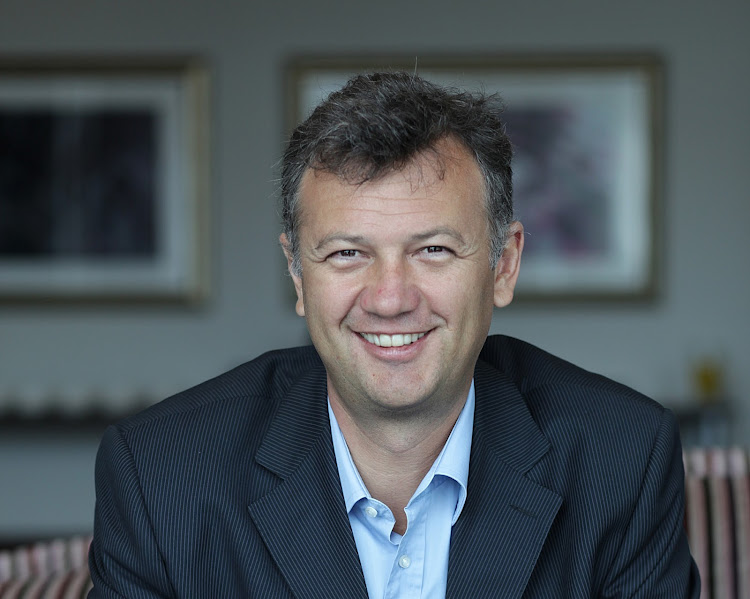 Michael Jordaan. Picture: SUNDAY TIMES
