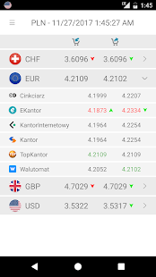 XSpect - Currency Rates- screenshot thumbnail