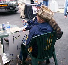 Photo: And I bet that West Virginia fans wonder why they get stereotyped :-)
