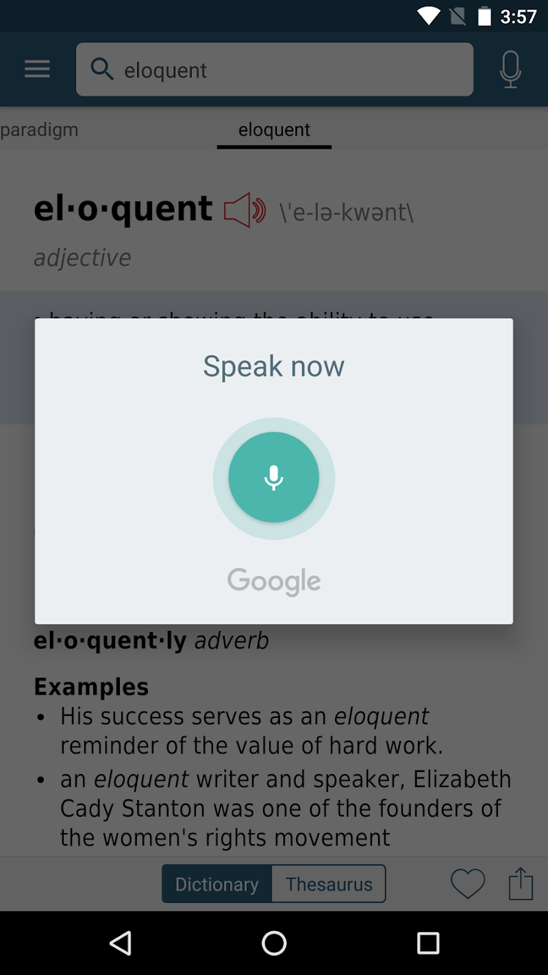 Dictionary - M-W Premium Screenshot 7