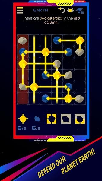 Starlight X-2 : Cosmic Puzzle Game