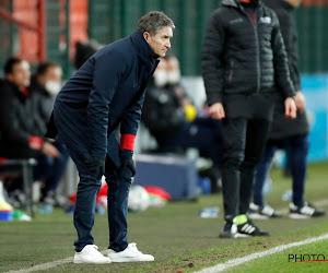 """Plusieurs absents du côté du Standard pour la réception de Saint-Trond : """"Il faut mouiller le maillot et gagner le match"""""""