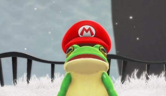 Tips for Super Mario Odyssey - náhled