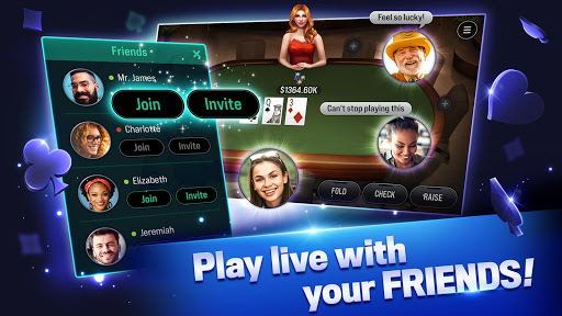 Texas Holdem Poker : House of Poker 1.2.4 screenshots 3