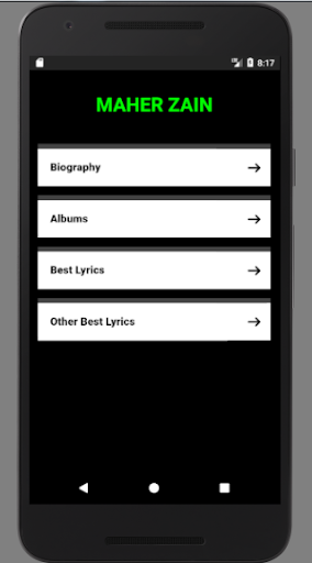 Download Maher Zain Full Album Google Play softwares