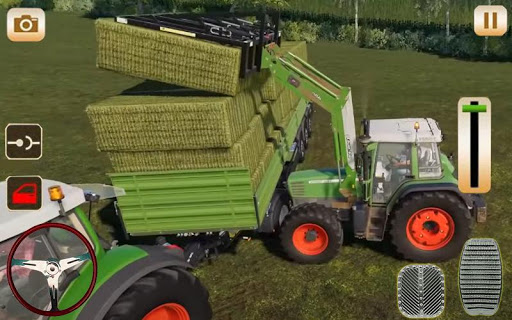 Tractor farming game:Heavy Farming 2020 1.04 screenshots 2