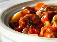 Traditional Braised Beef Stew Recipe