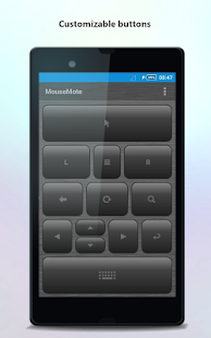 MouseMote AirRemote- screenshot thumbnail