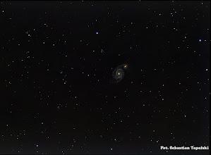 Photo: Galaktyka M51