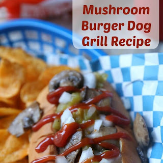 Stuffed Green Chili & Mushroom Bacon-Wrapped Bacon Burger