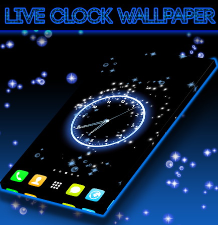 Live Clock Wallpaper 1.231.1.82 screenshot 625781
